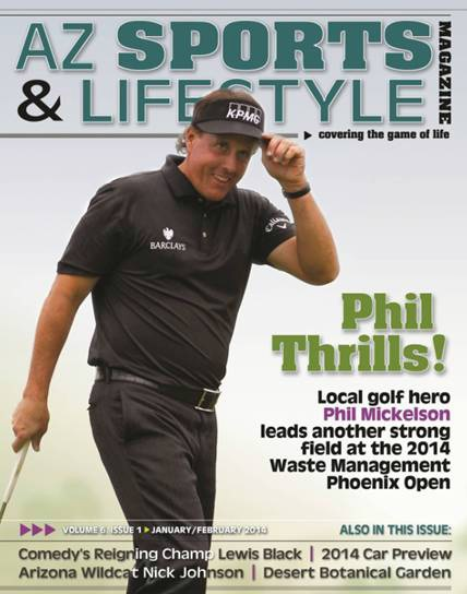 AZ Sports & Lifestyle Magazine