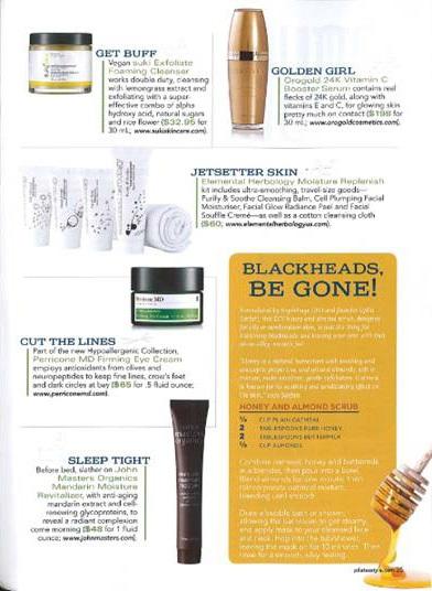Pilatesstyle Magazine feature