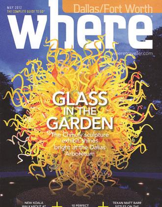where-magazine