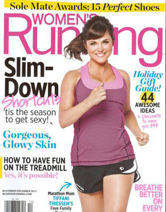 Women's Running Magazine Features the OROGOLD 24K Foot Cream