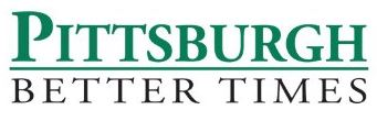 Pittsburgh Better Times publication logo