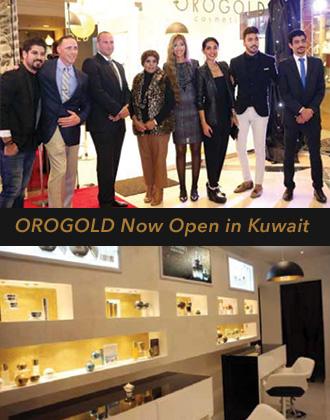 OROGOLD Kuwait Opening