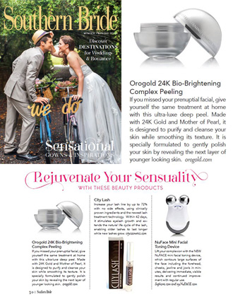 Souther Bride OROGOLD article