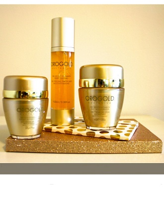 Examiner article reviews OROGOLD 24K Caviar Collection