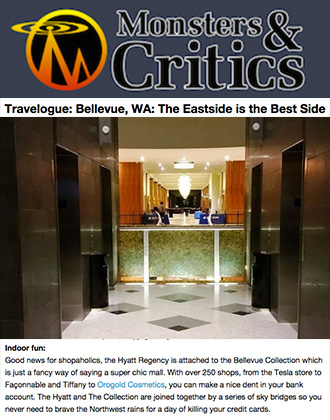 OROGOLD Bellevue Store reviewed by Monsters & Critics.